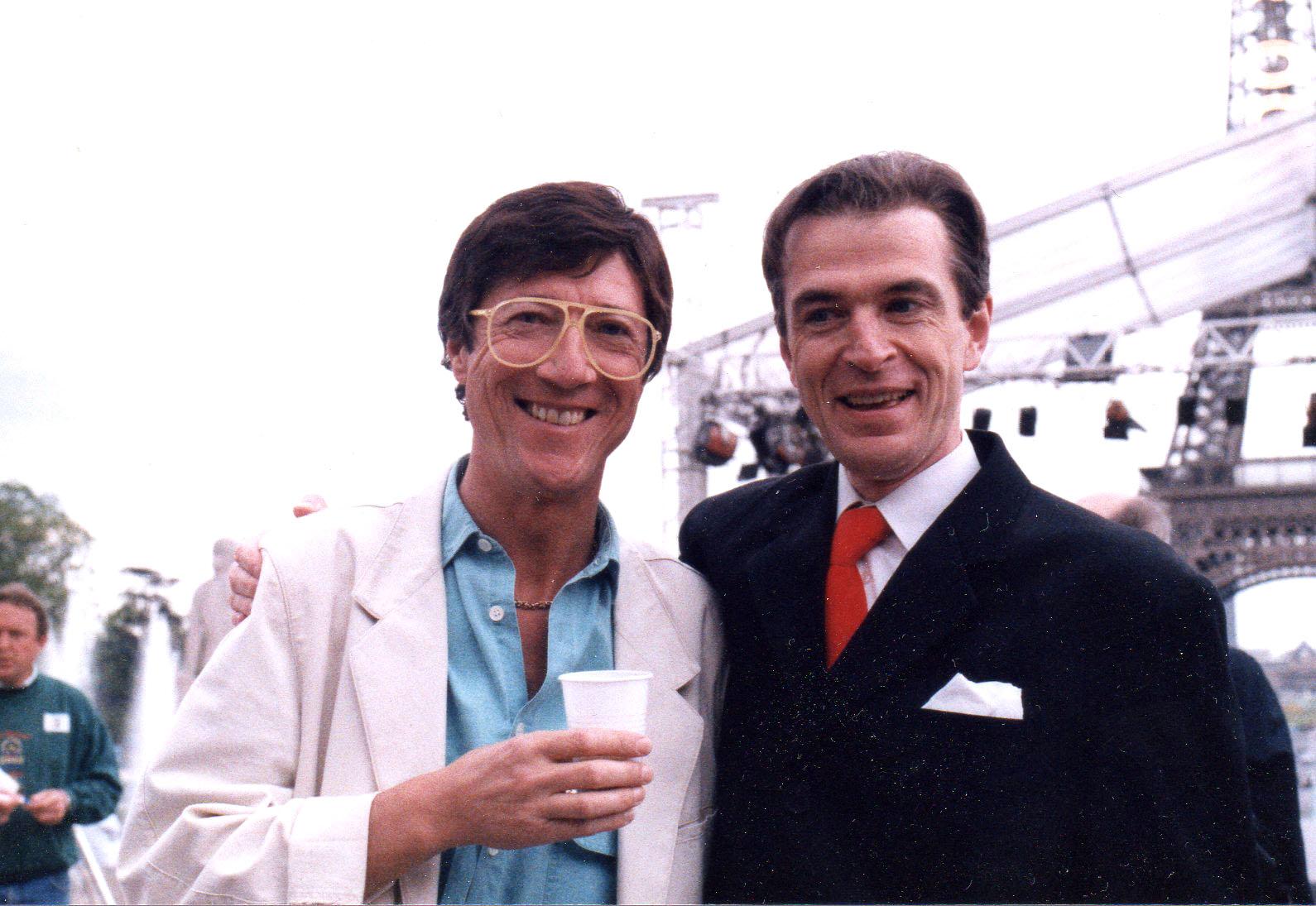 Michel & Hank Marvin